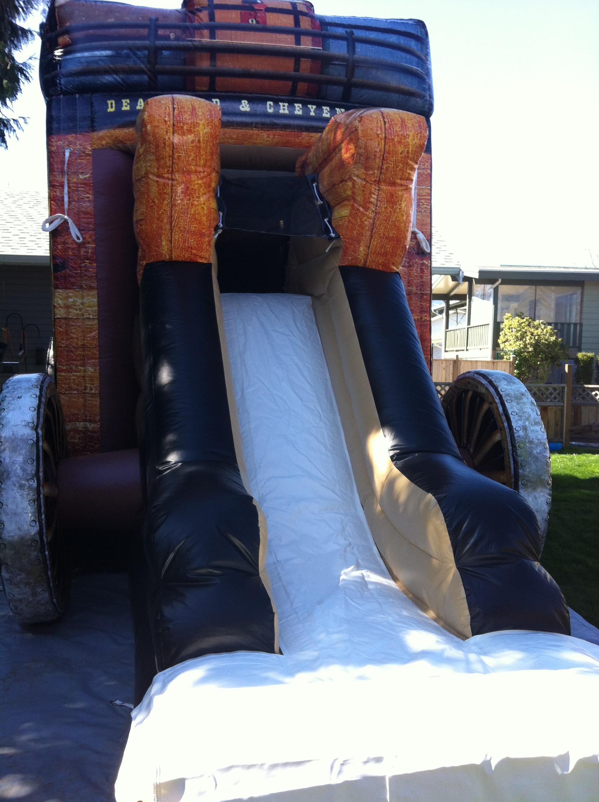 Stagecoach Slide